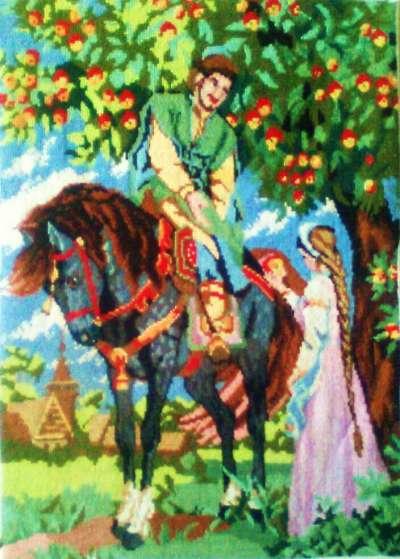 живой воде фото яблоках молодильных и